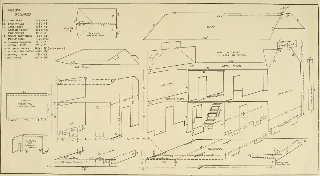 dollhouse plans
