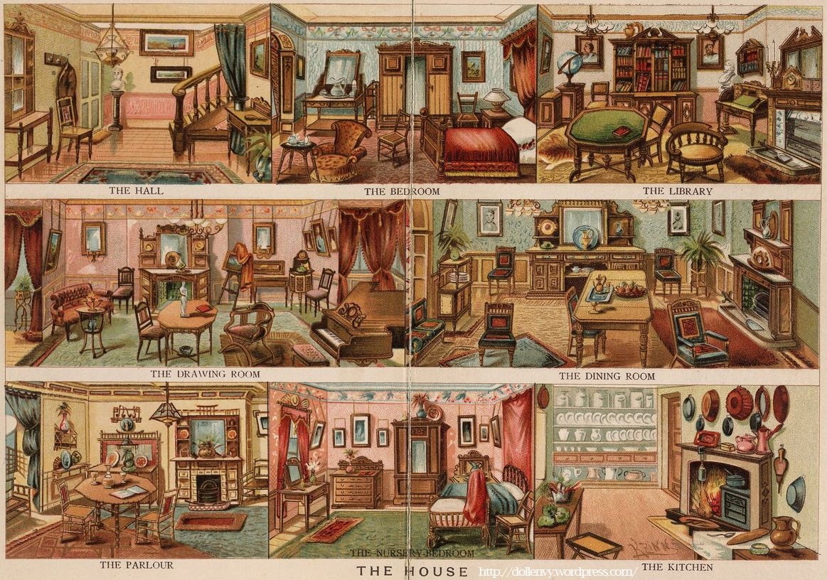 1000 images about antique paper dolls on pinterest paper dolls - 1000 Images About Victorian Home On Pinterest